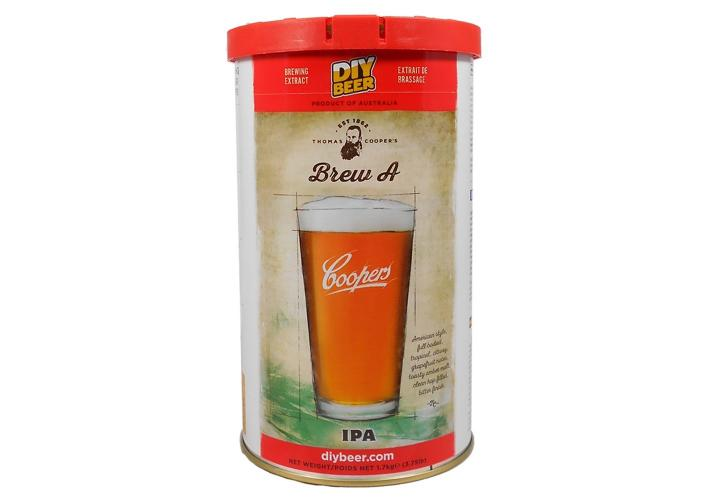 IPA India Pale Ale Coopers...