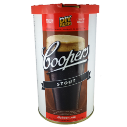 STOUT Coopers - KONCENTRAT...